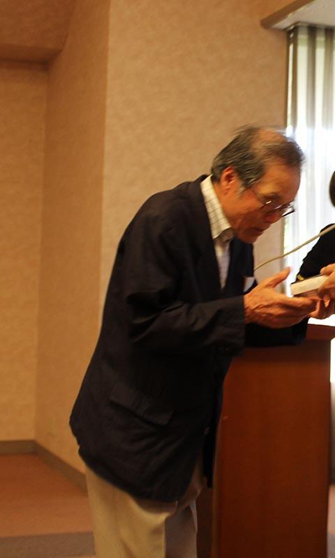 5位チャレンジ 加藤善史郎さん