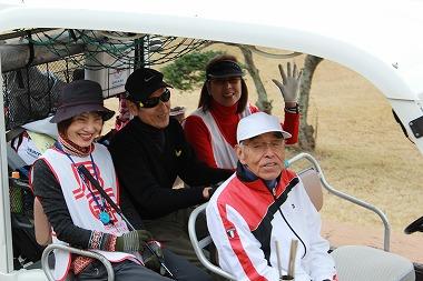 IN7組-葛貫重治さん、(高田里美さん)、木本敏博さん(木本多江子さん)